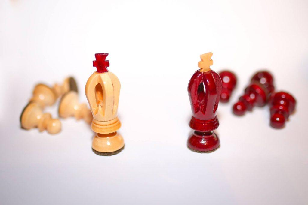 Figury do gry w szachy